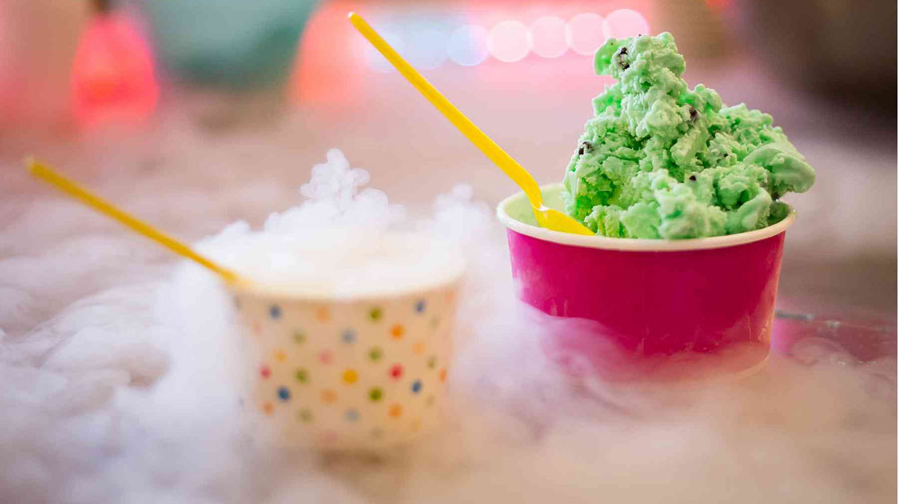 Can Liquid Nitrogen Ice Cream Be The Coolest Biz Opportunity