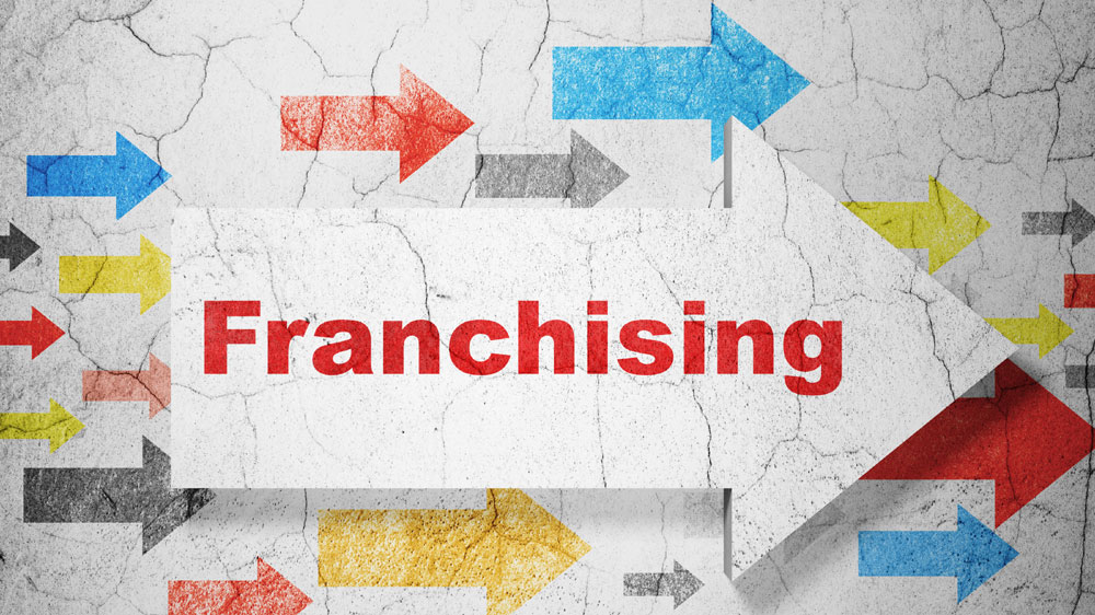 What do biggies in franchising have in store this year