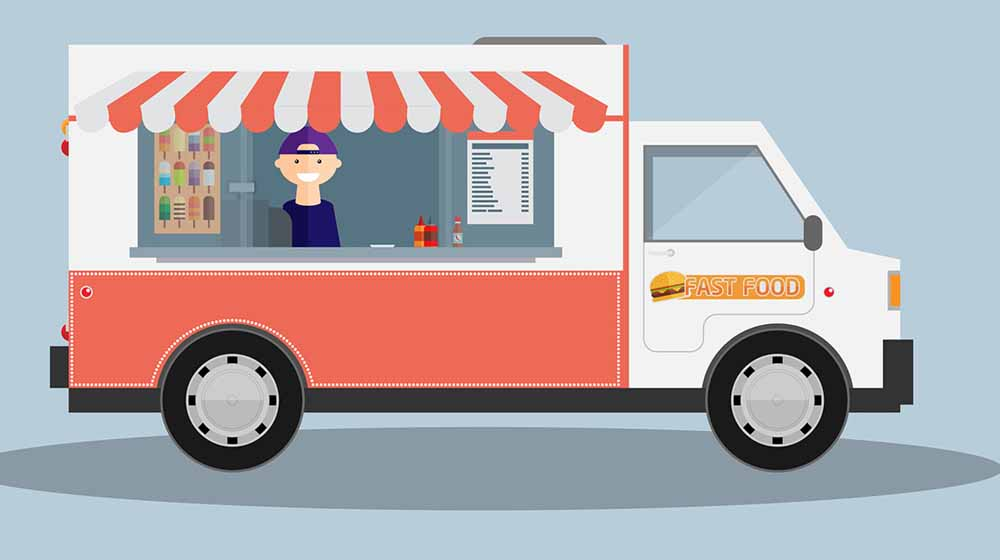 What's Pushing Big Brands to Start Food Truck Franchising?