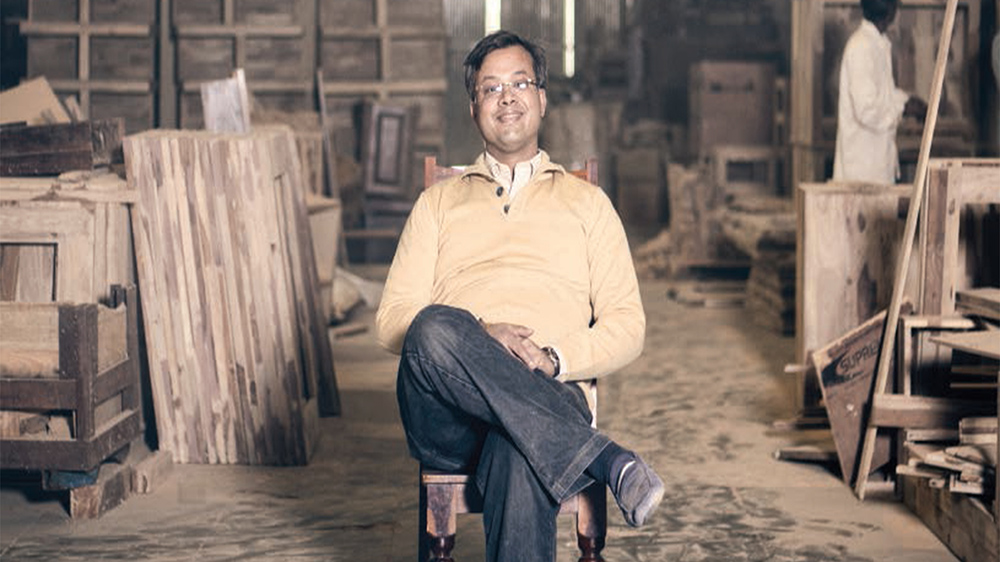 Interior Designs Would Enhance Innovations In Workplace: Ashish Gupta