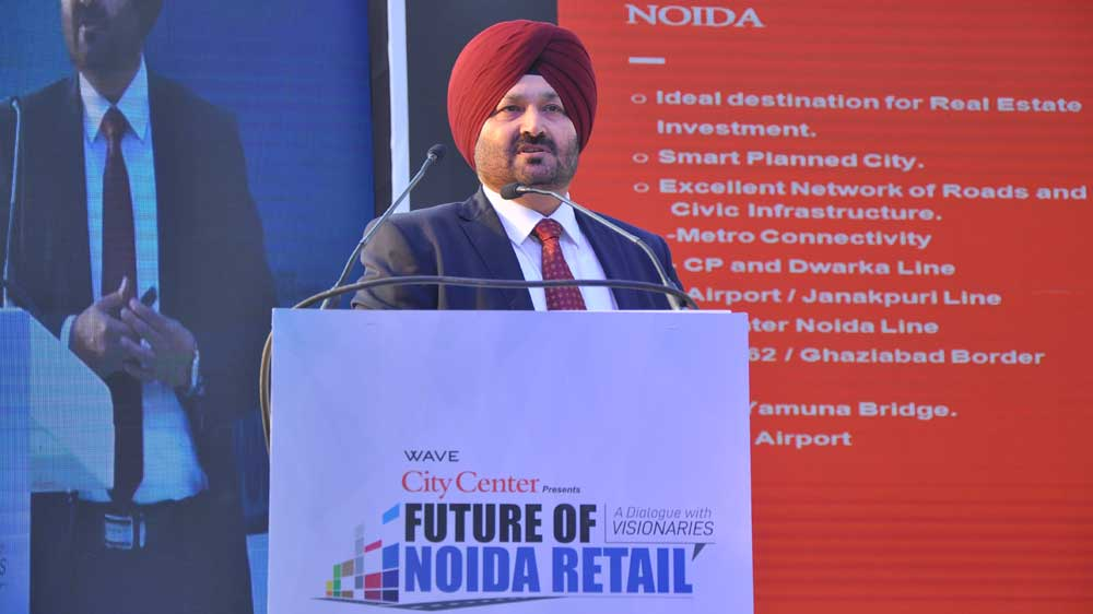 Noida: The emerging retail hub