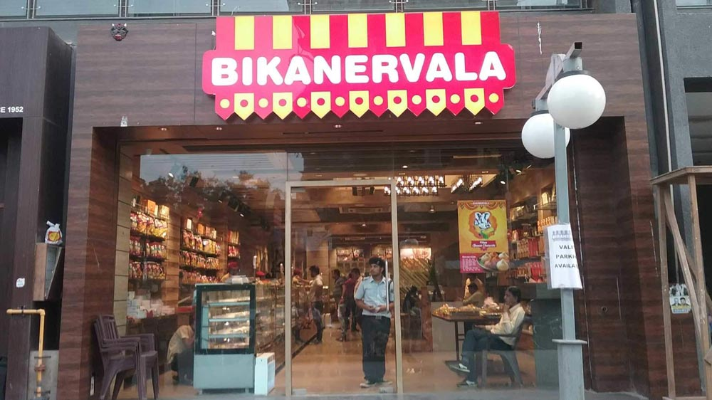 Bikanervala Enlisted Into Franchise 100