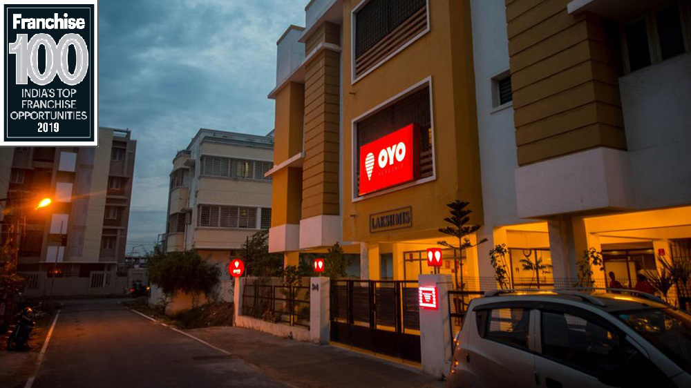 OYO Room Business Opportunity & Franchising