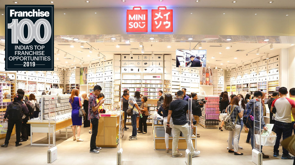 After Taking India by Storm, MINISO Makes Its Debut in Top