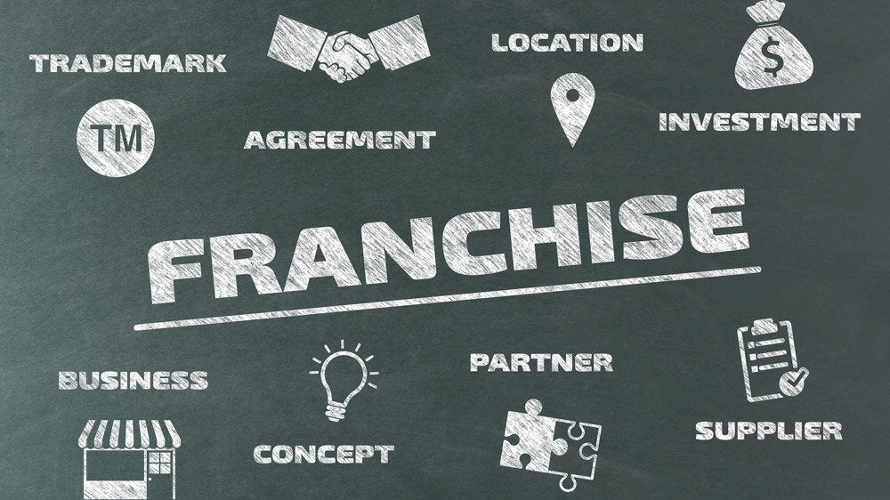steps to take up franchise business