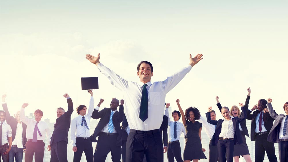Achieving success through networking