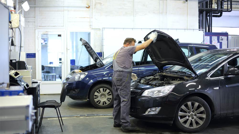 Adding extra mileage to car care biz