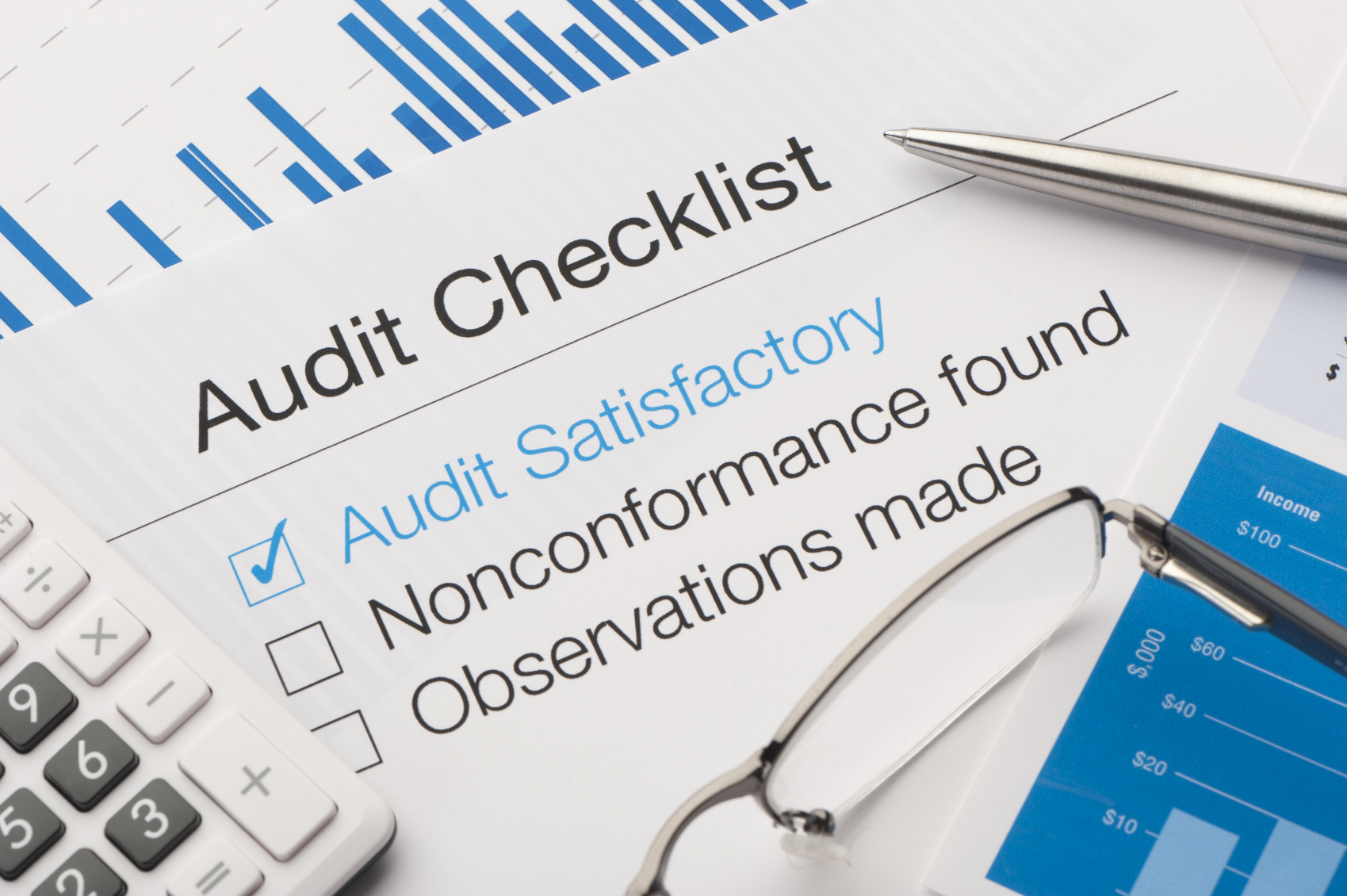 Audit, an important tool for successful franchising