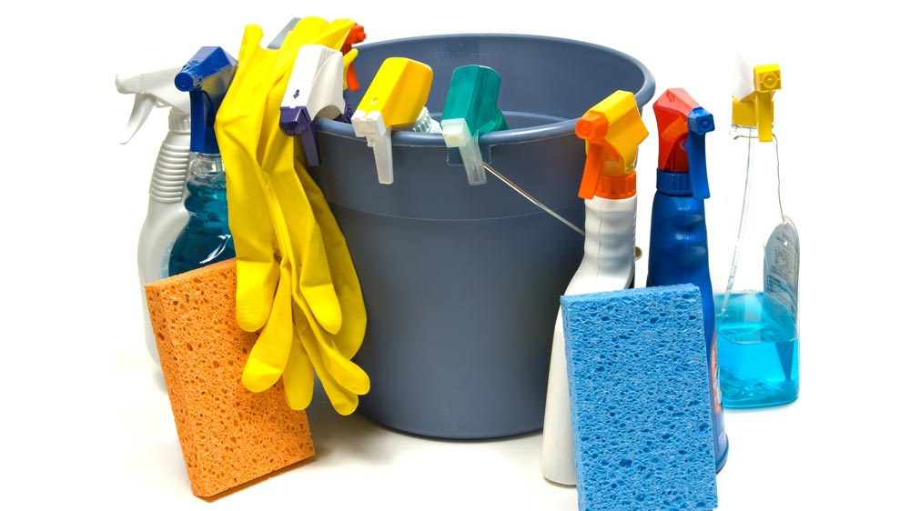 Do sparkling business in cleaning sector