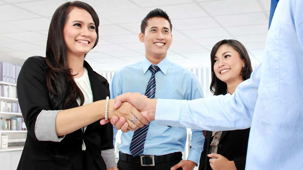 Constructive relations, profitable results
