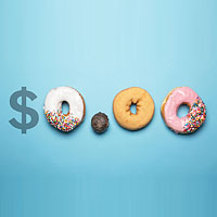How to start a sweet doughnut business
