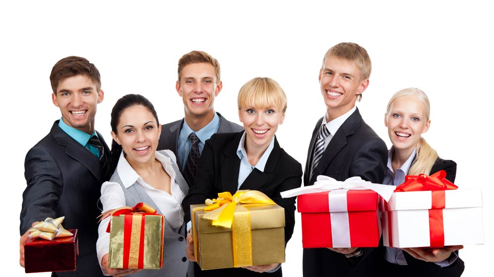 Franchisors cashing on corporate gifting culture