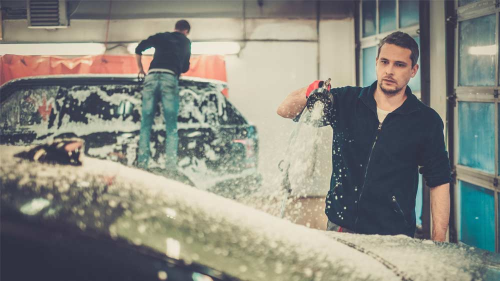 How to wash away failures in car wash business