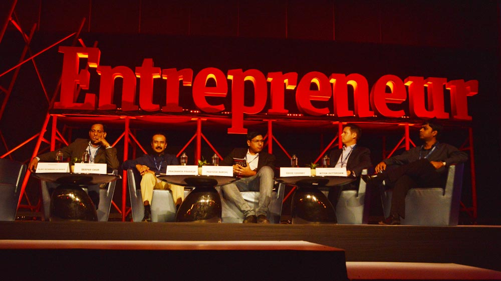 6th edition of Entrepreneur India