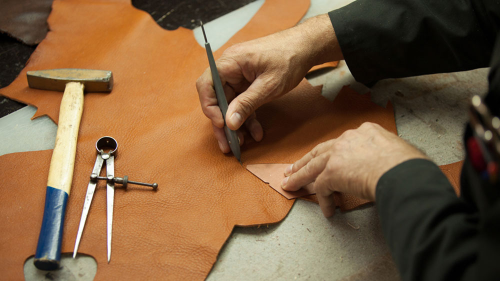 Leather is investors' big bet