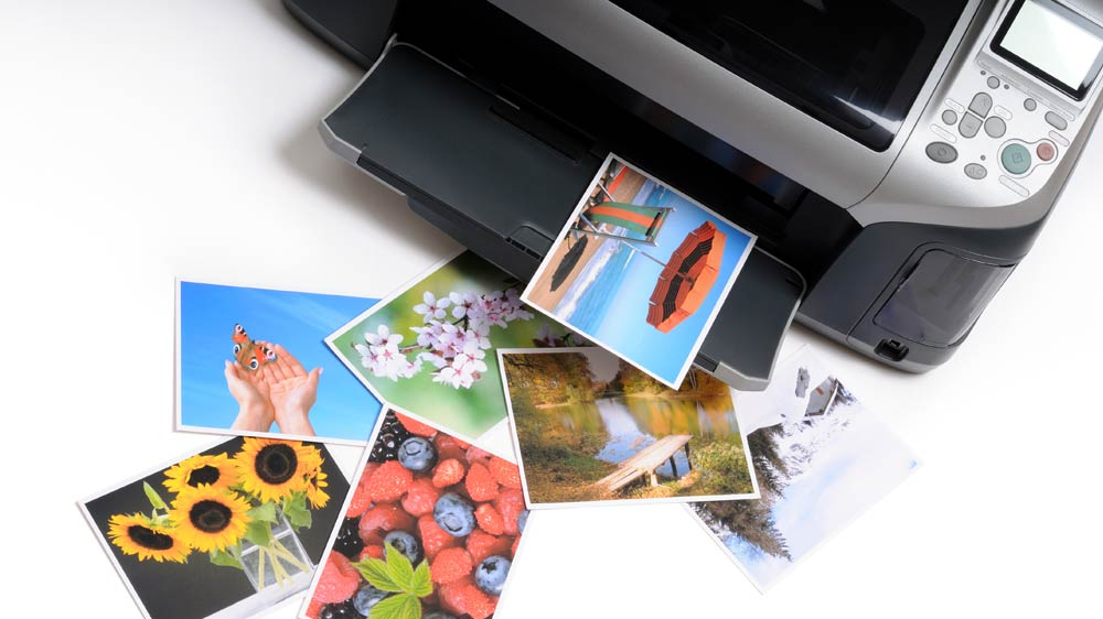 Money Minting With Photo Printing