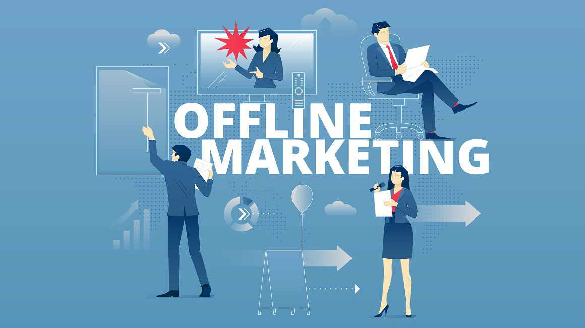 ​How to Market Business Offline