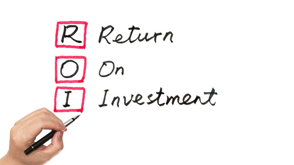 The mathematics of calculating the right RoI