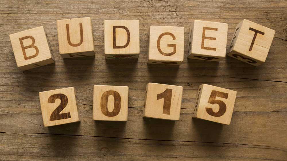 What do franchisors anticipate from budget 2015