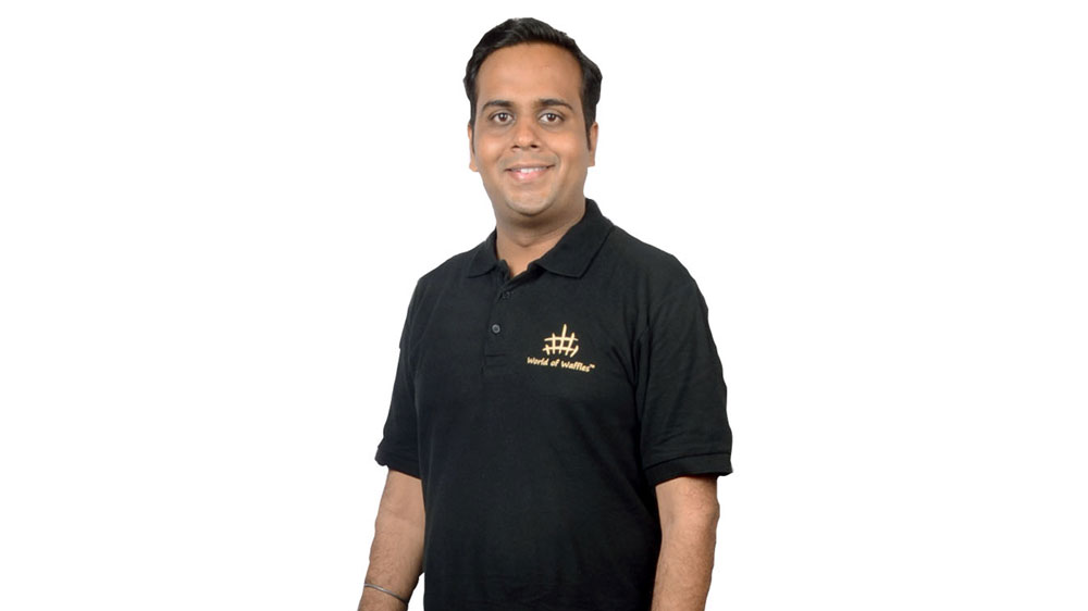 We support franchisees with marketing, staffing and initial training: Dhimant Gandhi