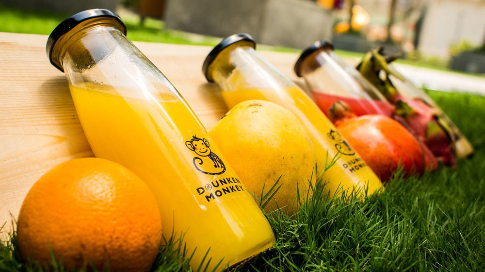 Drunken Monkey is Spoiling Indians With its Endless Choices of Healthy Smoothies