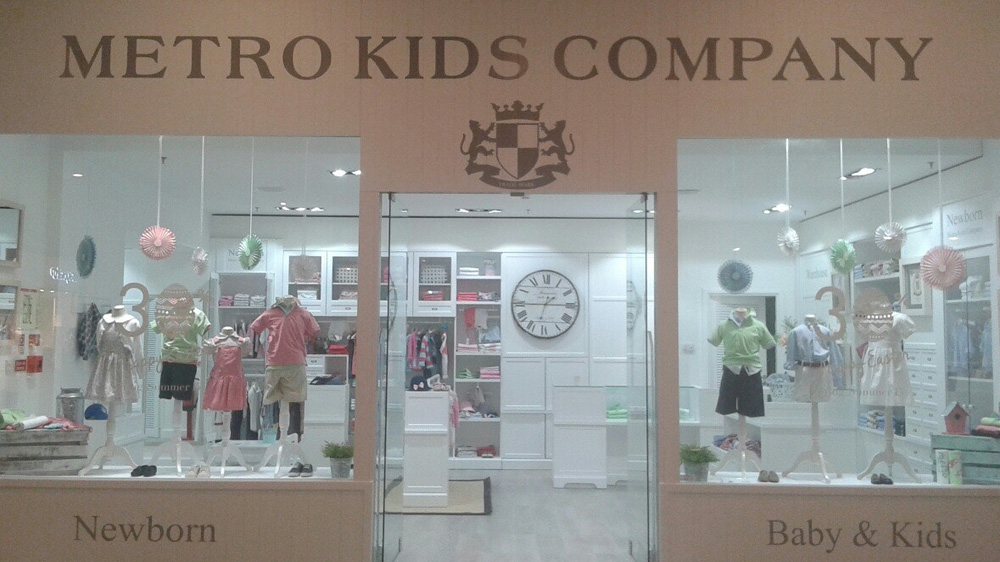 FOR KIDS TO STEP OUT IN STYLE