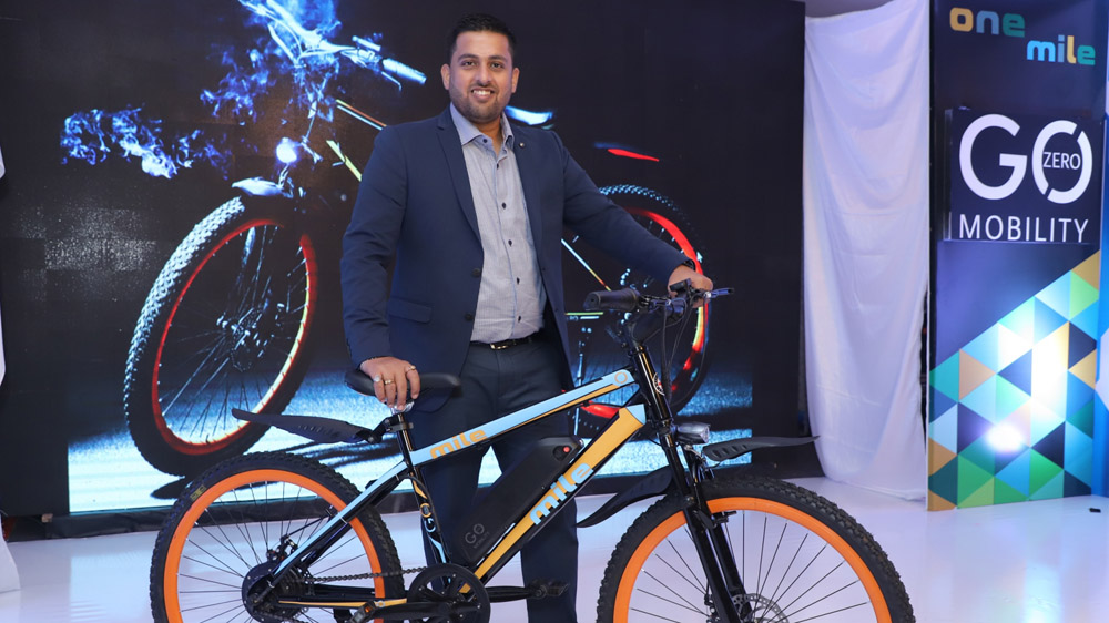"""Inspired by """"Make in India"""", This UK-based eBike Brand Enters India with Its Premium Bike Collection"""