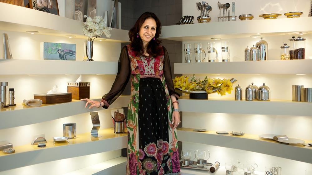 Arttdinox shines in designer kitchen