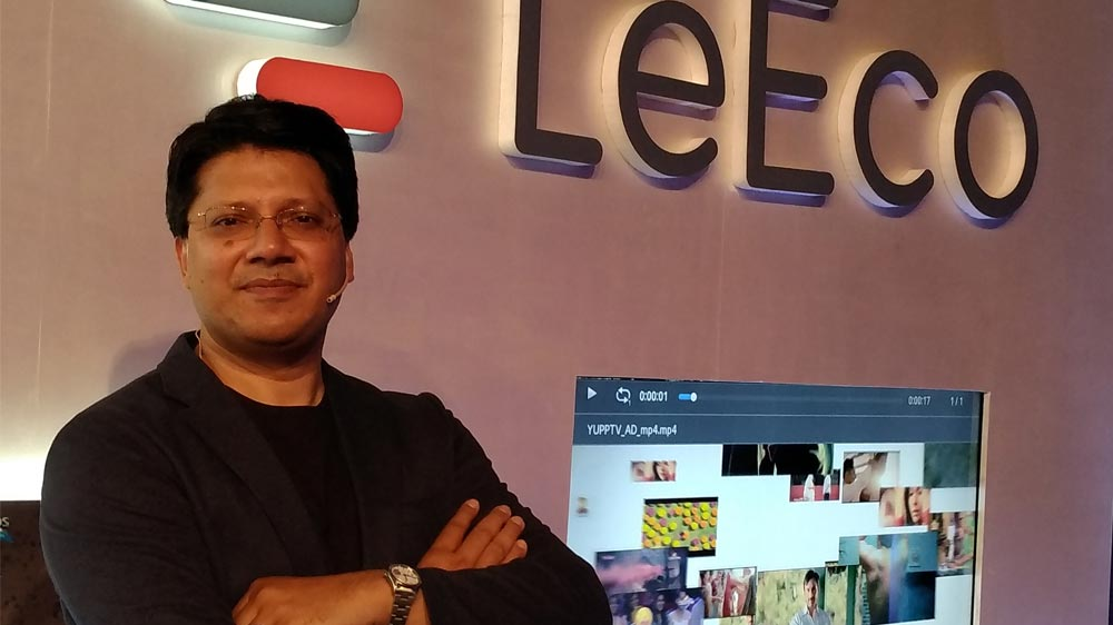 A Conversation With :    Atul Jain, COO, LeEco