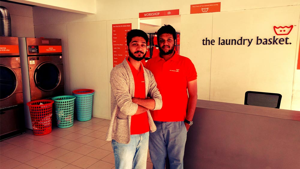 Don t Waste Time Outsource your Laundry :   Ankit Kala, Co-Founder of The Laundry Basket