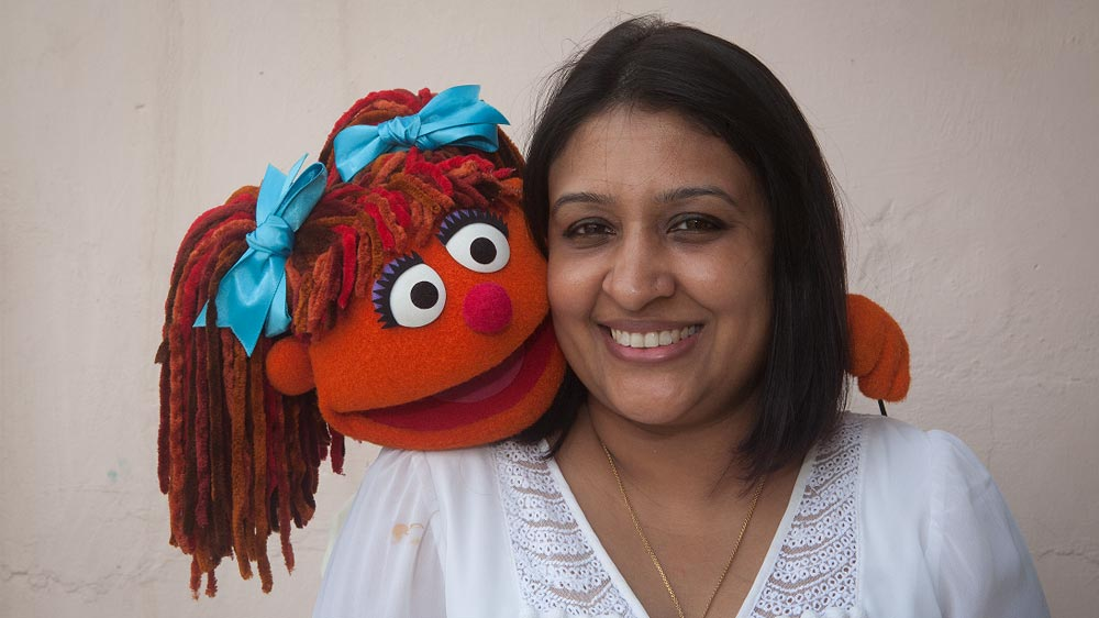Interview With :   Mona Singh, Vice President at Sesame Schoolhouse