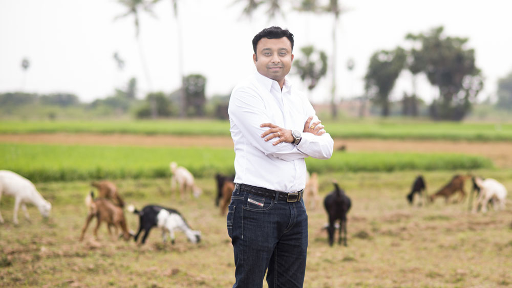 Meat consumption is growing and has become a vast market in India: Nishanth Chandran