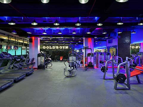 Here is how Gold's Gym brilliantly aligned design ethos to