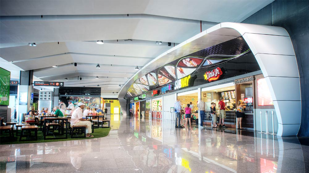 Why Airports A Hot Venue for Restaurant Brands