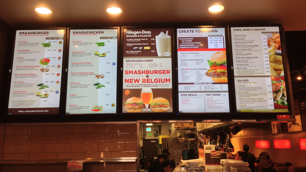 Why Switch to Digital Menu Boards
