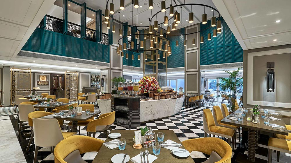 CAL 27 at Taj Bengal is creating a Stylized Fine-Dining Experience