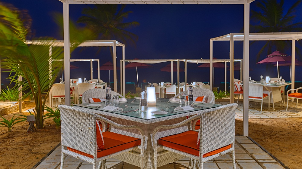Blue Iris By Azaya is for Laid-Back Luxury Diners in Goa