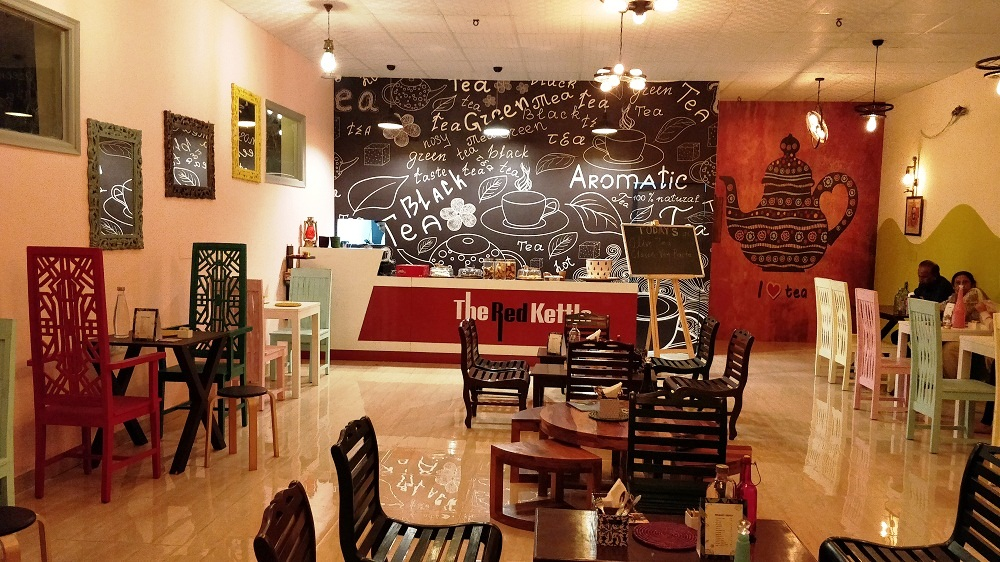 Delhi's New Café Offers 50+ Tea Varieties