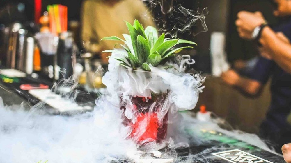 Molecular Gastronomy Is Still in Vogue at Restaurants in India