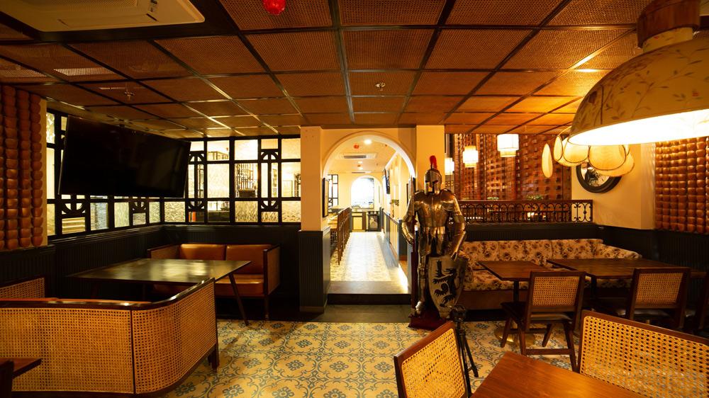 East Delhi gets First Eloquent Kitchen and Bar - Anardana