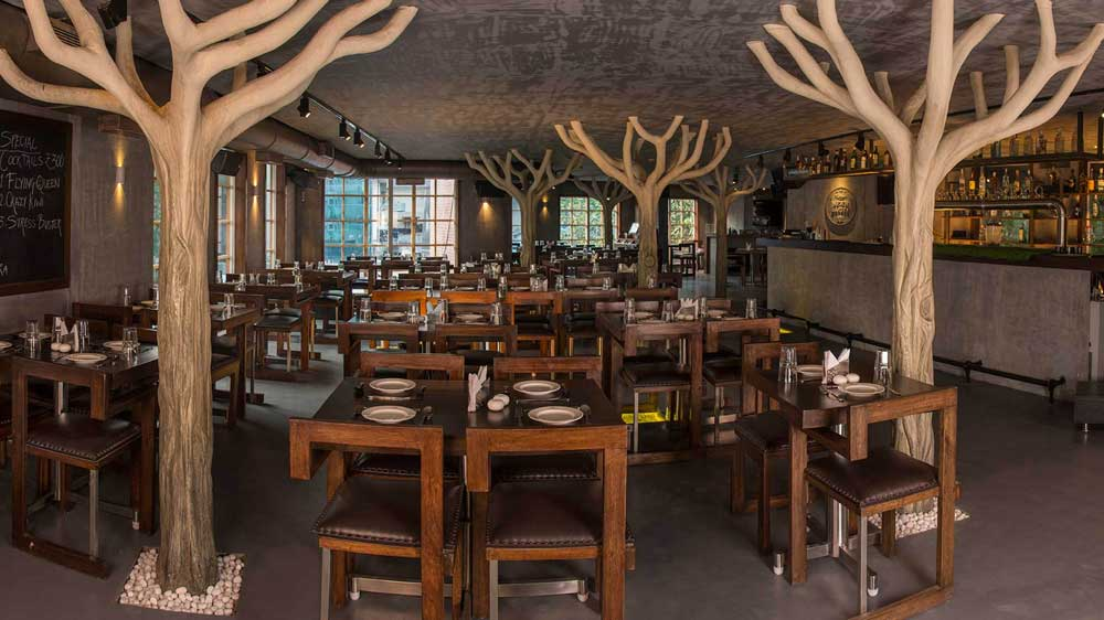 Kaitlyn's Beer Garden, India's first ever beer garden now open in Mumbai