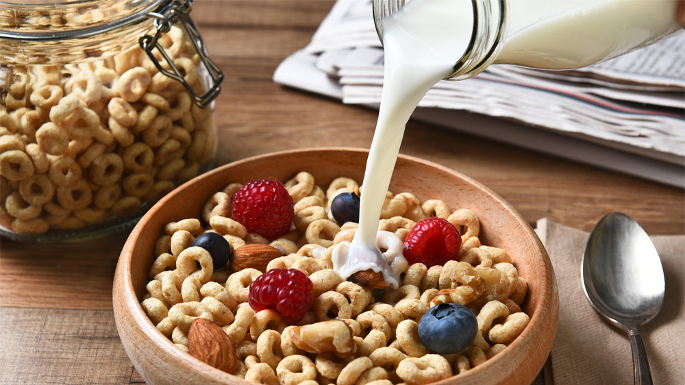 Why food fortification is a big agenda in food service
