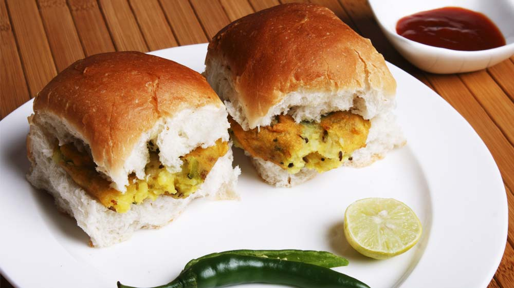 Can Vadapav replace 'Burger' in years