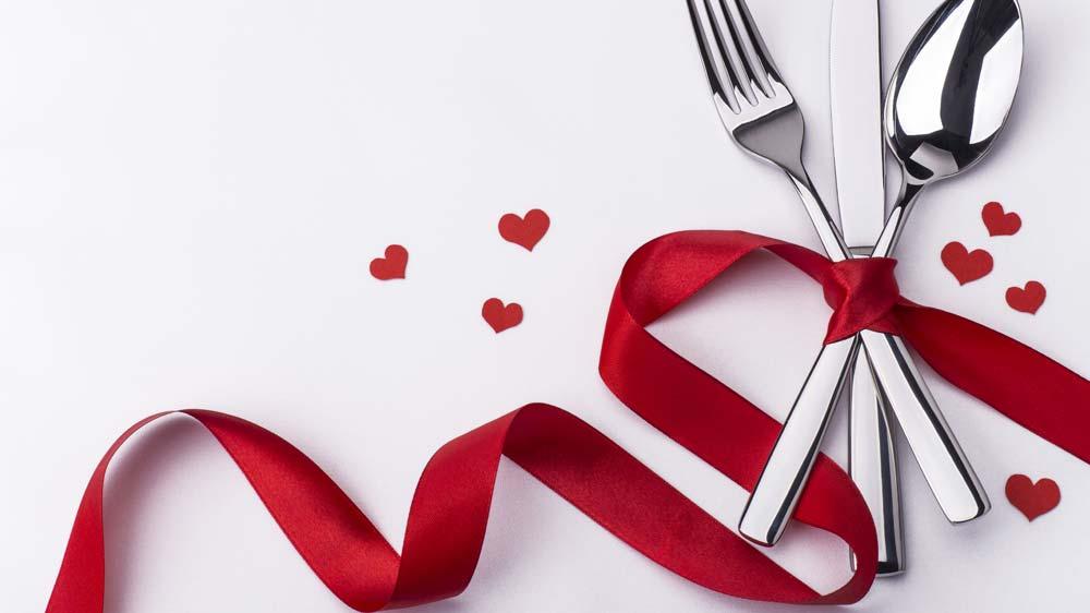 Celebrate season of love with restaurants
