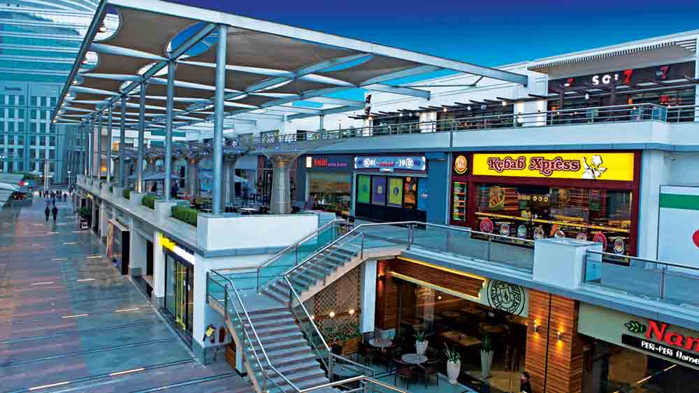List Of Food Courts In Delhi