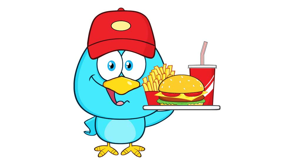 Fast food orders now a Tweet away!