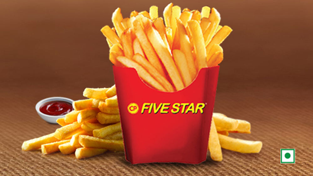 Five star chicken rebrands as five star 39 for 5 star indian cuisine
