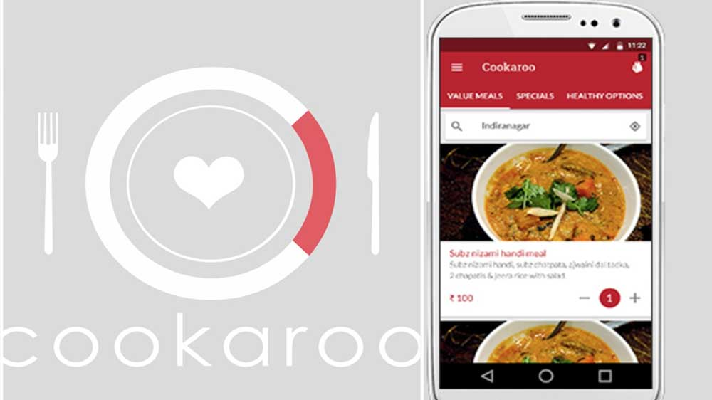 Food Delivery startup Cookaroo raises angel funding