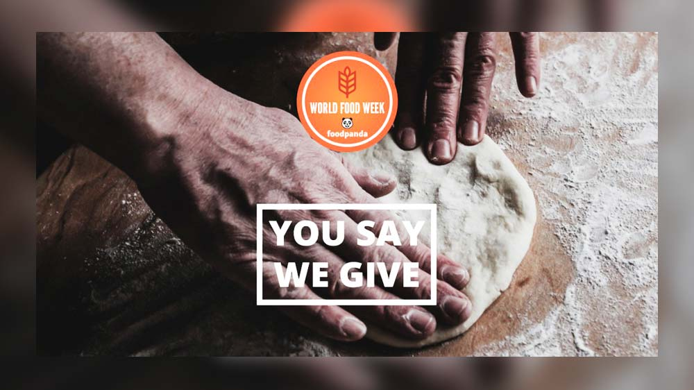 foodpanda join hands with Iskcon for World Food Day