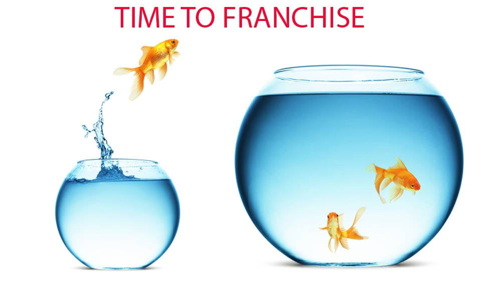 It's time to franchise!!!